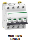 Price List MCB iC60N Schneider